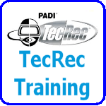 PADI Tec Rec Technical Diver Training Tec 40 Tec 50 Tec Trimix