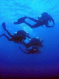 deep divers