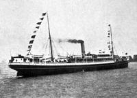 Coomassie sister ship of the Boma